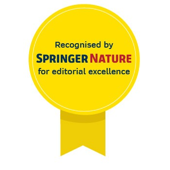 Springer Editorial Excellence Badge